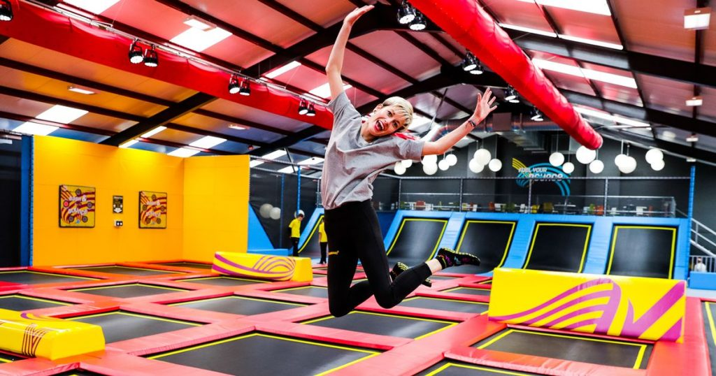 Airspace Solutions creates unlimited bounce at Red Kangaroo