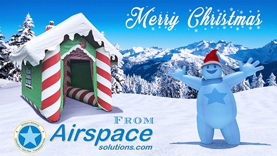 Happy Christmas from Airspace Solutions