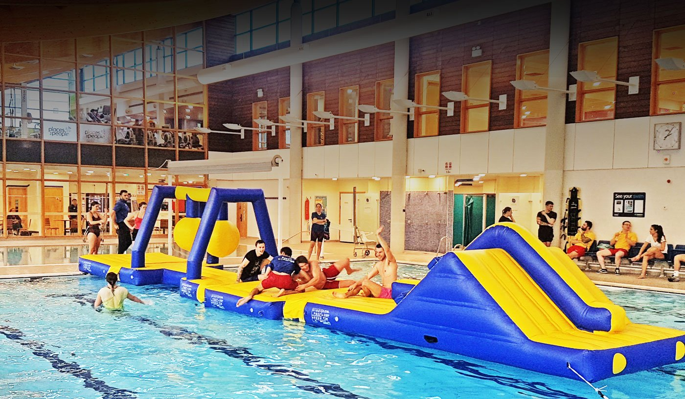 Swimming Pool Inflatables