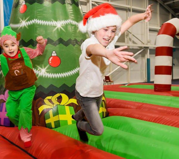 Air Mayhem - Christmas Themed Inflatables