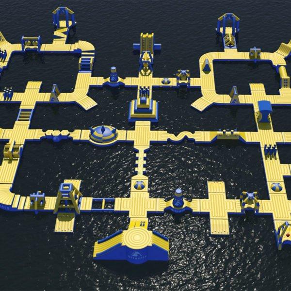 Atlantis Aqua Park Design