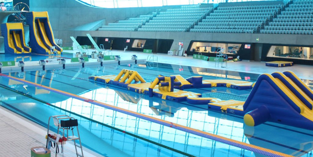 Atlantis at London Aquatics Centre